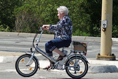 Bikes For Seniors Another option is an e bike